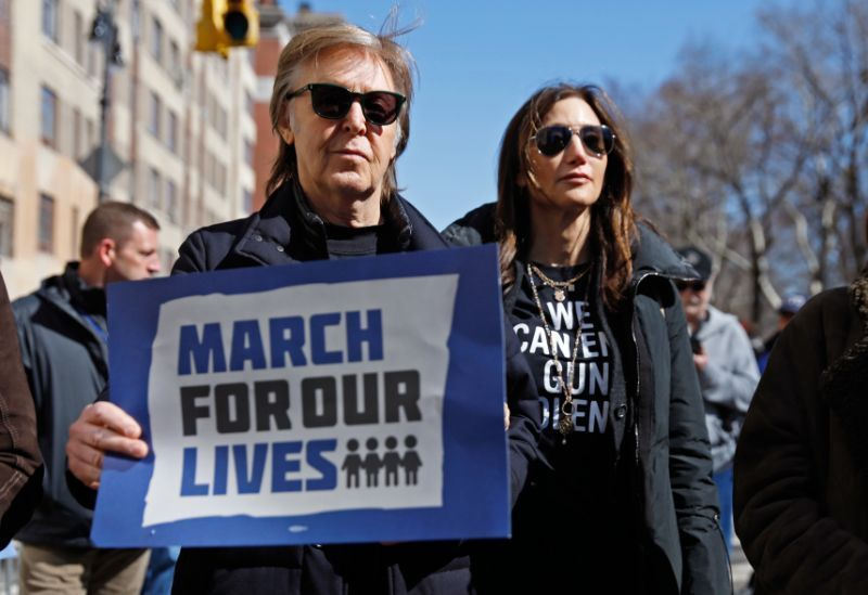 . joins :  'One of my #MarchforOurLivesbest friends was killed in gun violence right around here, so it's important to me.'   https://t.co/LYchS9wrjE