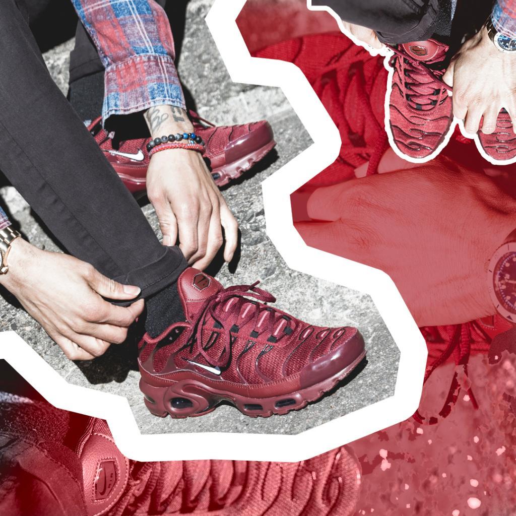 Foot Locker On Twitter Theartofair Nike Air Max Plus