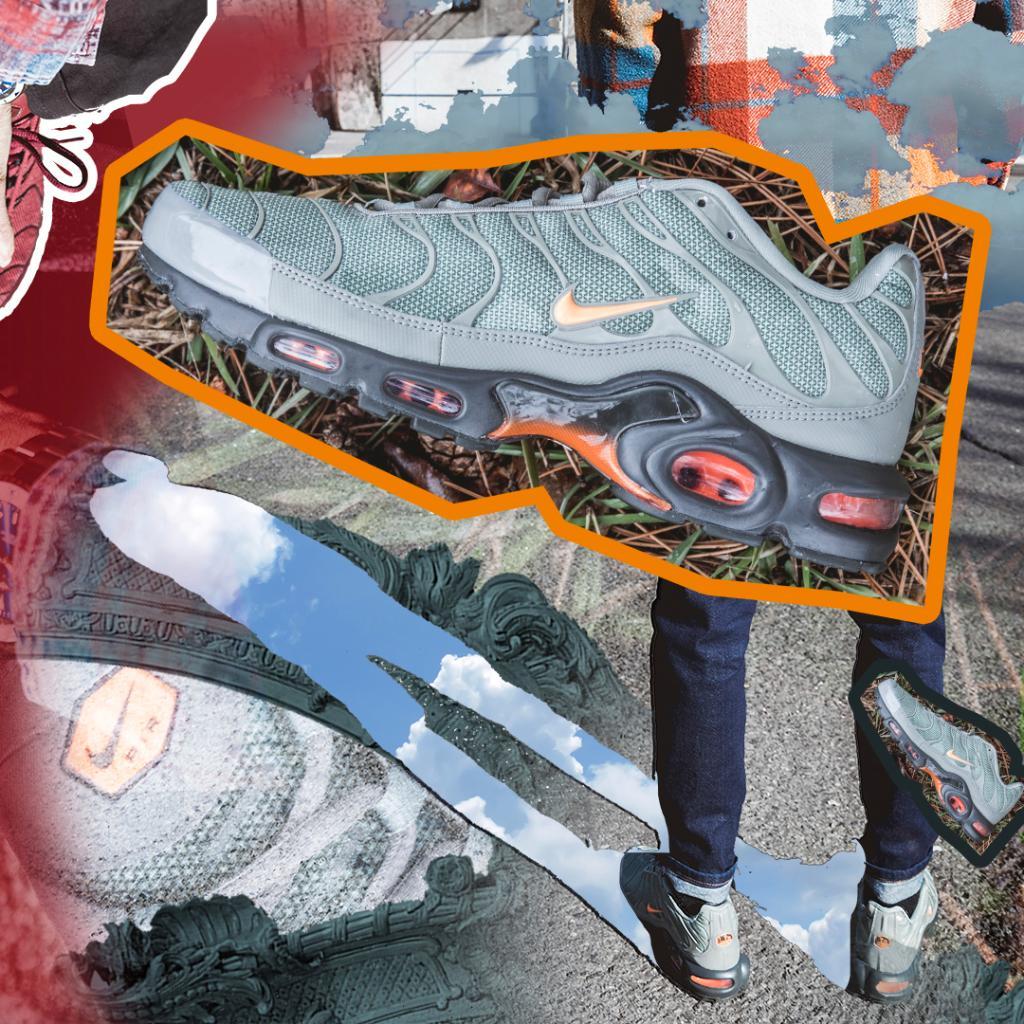 Foot Locker #TheArtofAir Nike Air Max 97