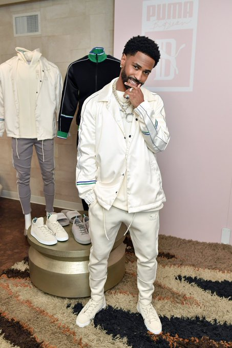 Happy birthday BIG Sean. Sean Don, the magician. May you always live to see me been the next magician.