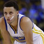 Image for the Tweet beginning: #BREAKING: #Warriors Stephen Curry to