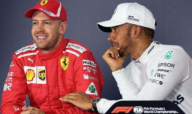 """Australia, Hamilton sbeffeggia Vettel: """"Volevo toglierti quel sorriso dalla faccia"""" - https://t.co/LzPXRFDHgR #blogsicilianotizie #todaysport"""