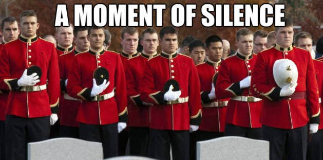 a moment of silence in schools According to the national conference of state legislatures, 36 states currently have moment-of-silence statutes - 23 permit teachers to lead a moment of silence, and 13 require a moment of silence polls find that a majority of americans favor the idea of a moment of silence in public schools.