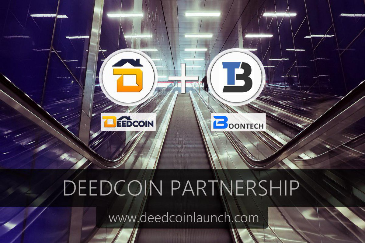 For a chance to win 100 Deedcoin #giveaway   Retweet this tweet   and retweet this quoted tweet    #deedcoin #bitcoin #ethereum #XVG #LTC #BTC #icx #xrp #blockchain #litecoin #Litepay #tron #trx #RDD #Eth #cryptocurrency #crypto #RealEstate #IOTA #xvg