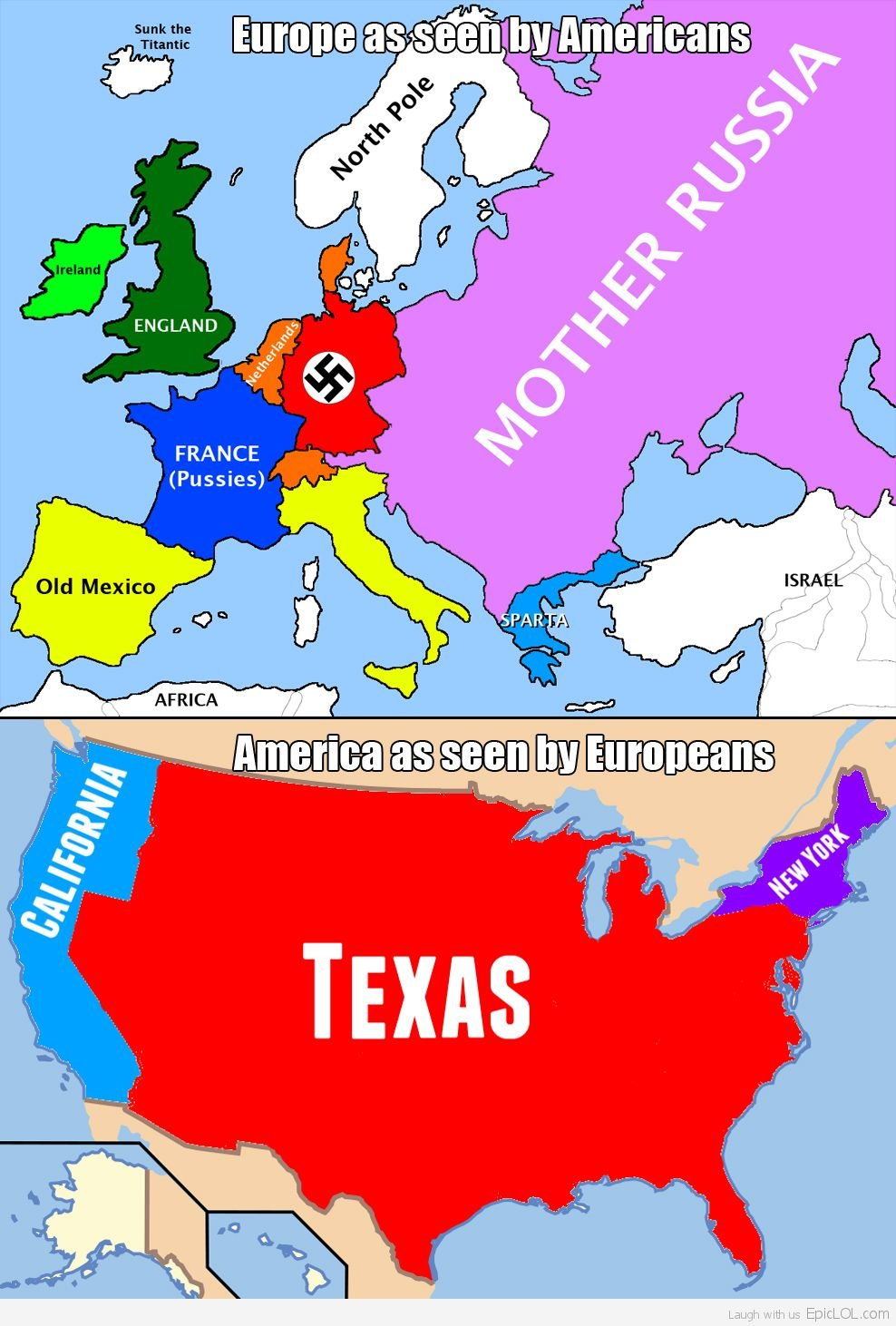 Terrible Maps on Twitter: