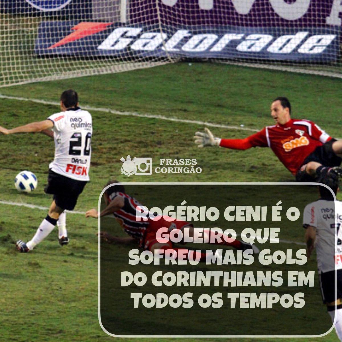 Frases Corinthians Twitterissä O Ex Goleiro São Paulino