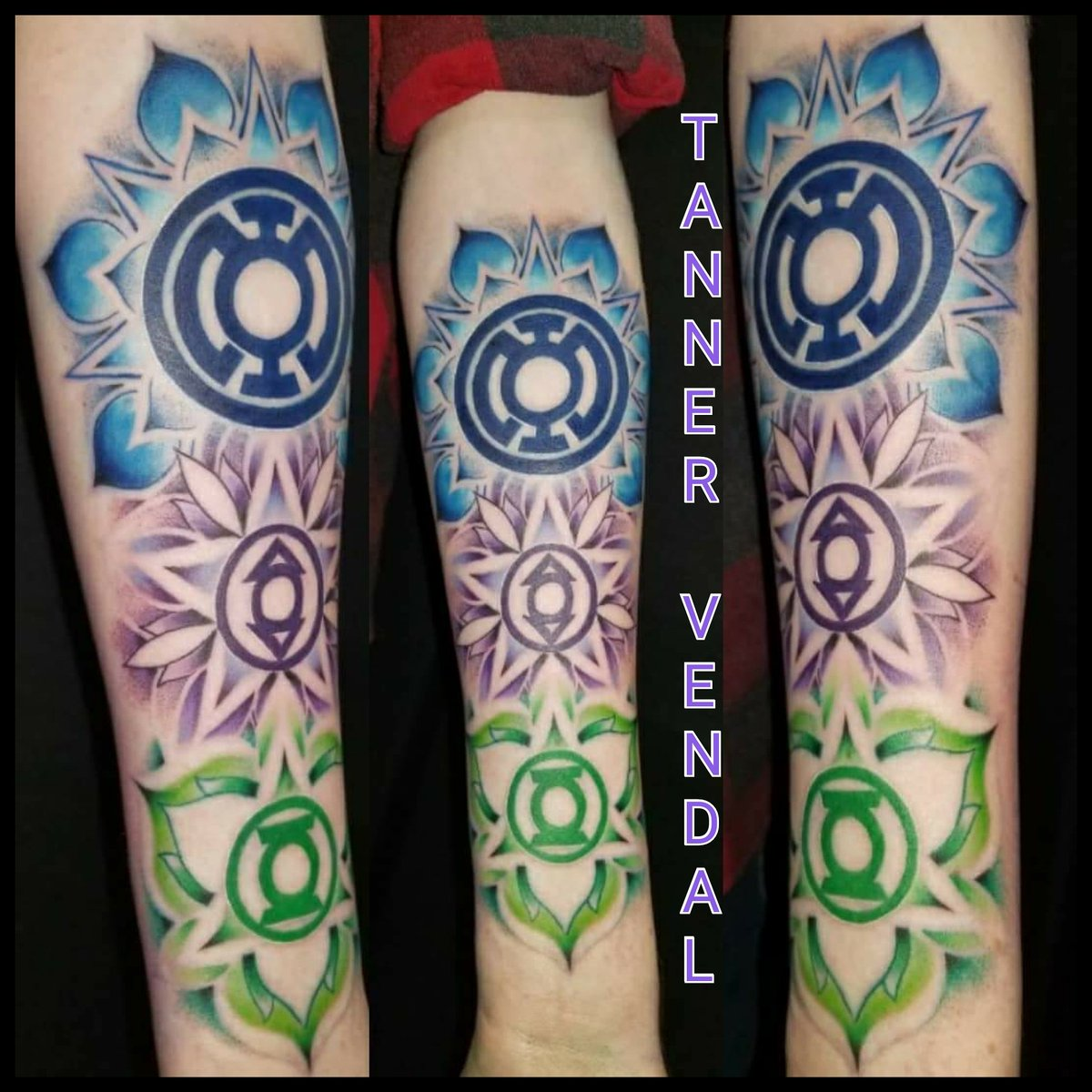 Daddy Jacks Tattoos On Twitter Check Out This Green Lantern