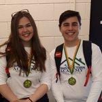 Congratulations to Jocelyn Hunter & Anthon