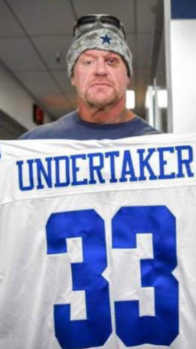 HAPPY BIRTHDAY TO UNDERTAKER FROM MARK WILLAM CONOLY