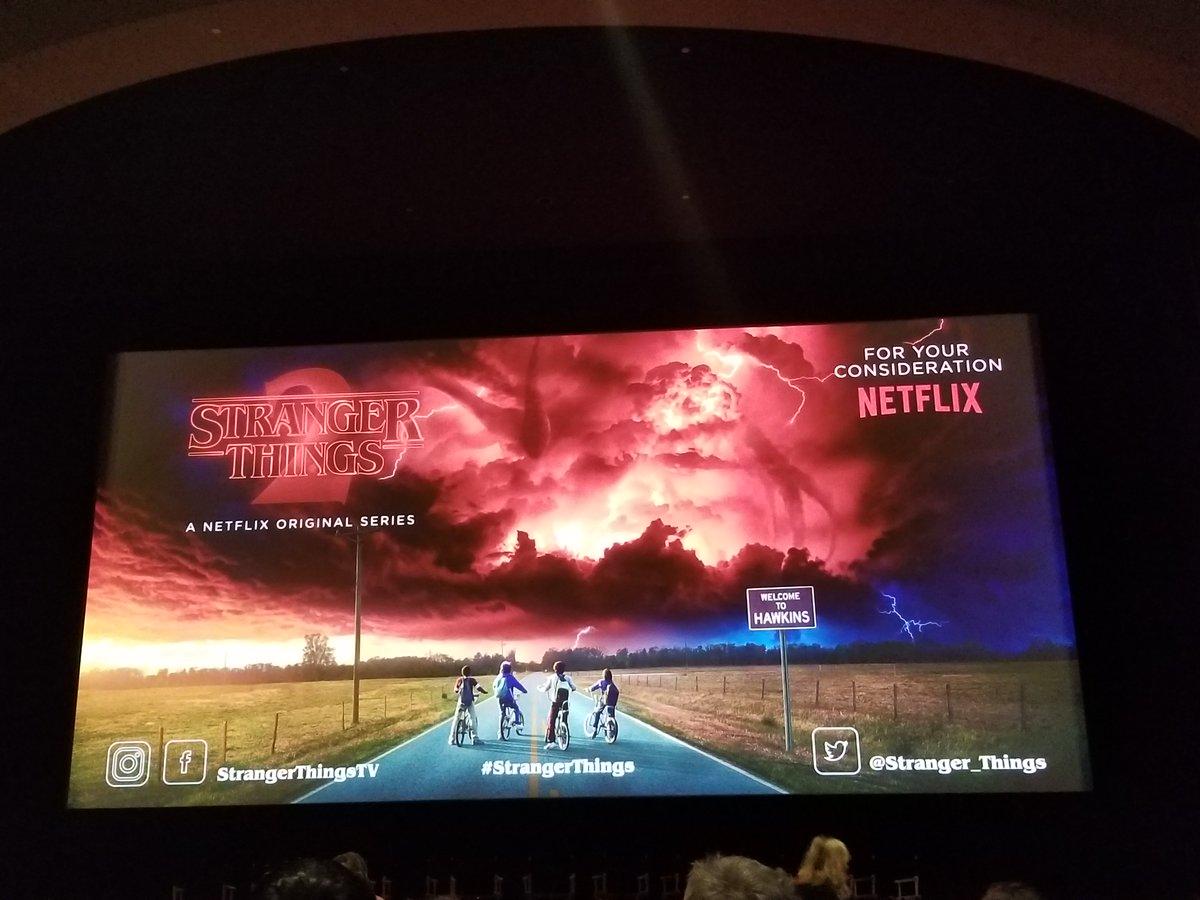 Stranger Things 2 Awards Screener DVD / For Your Consideration DZFyTeDVQAAKPQv