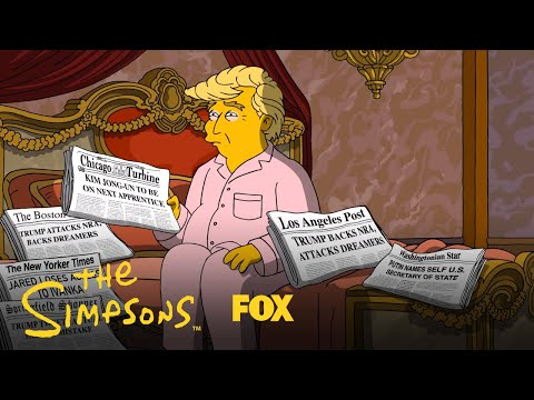 Donald Trump Gets Brutally Honest With Himself In New &#39;The Simpsons&#39; Short - #Entertainment #TV  https:// thedusknews.com/donald-trump-g ets-brutally-honest-with-himself-in-new-the-simpsons-short/ &nbsp; …  First published on: Huffinghton Post<br>http://pic.twitter.com/1fprg0bOha