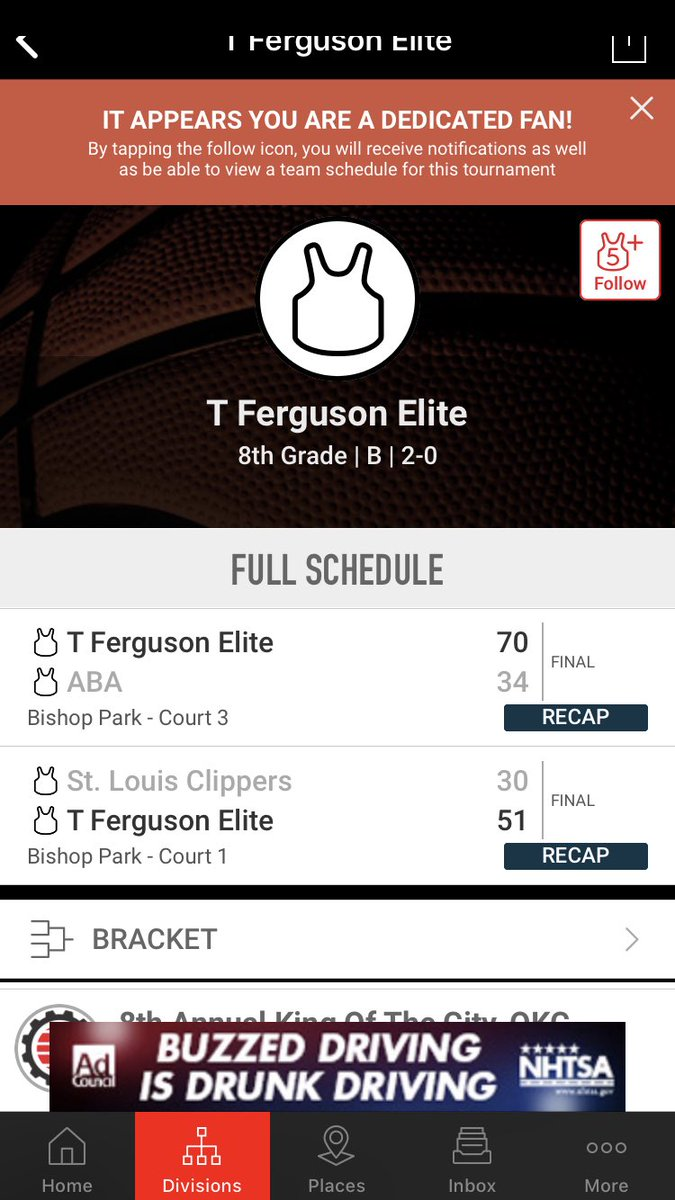 Ferguson Elite 2022 wins their pool at Jammin 4 Jersey's in Little Rock. @PrepHoopsOK @hoop_addicts @OKHoopsReport @the2kferguson