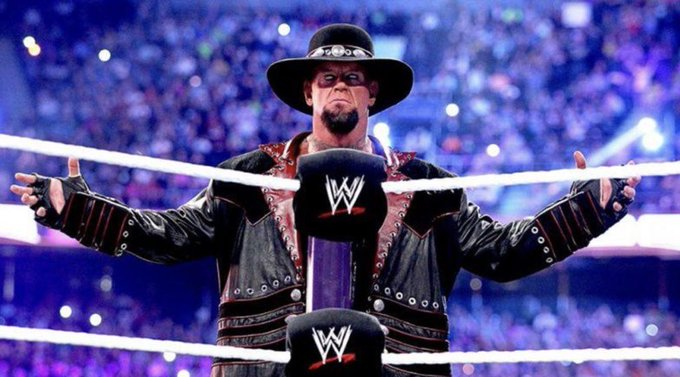 Happy 53rd birthday to the 6 10 phenom The Undertaker