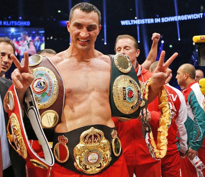 Happy Birthday to Klitschko   About: