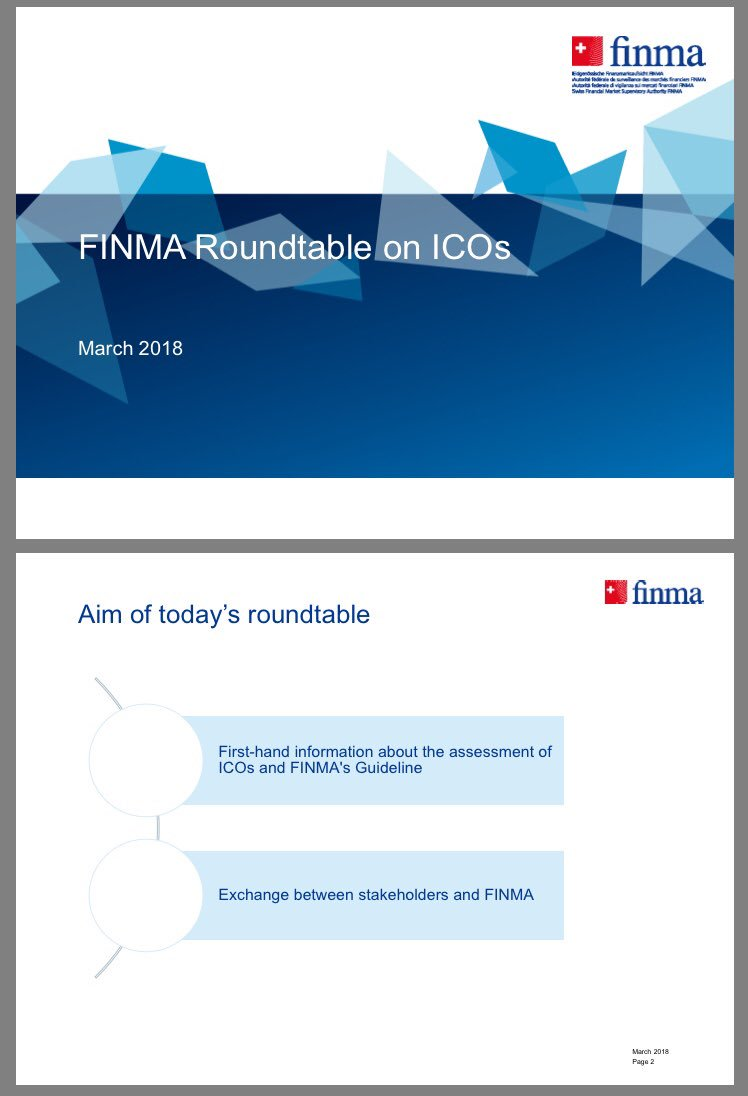 the slides from the finm gds77 guenther dobrauz s tweet