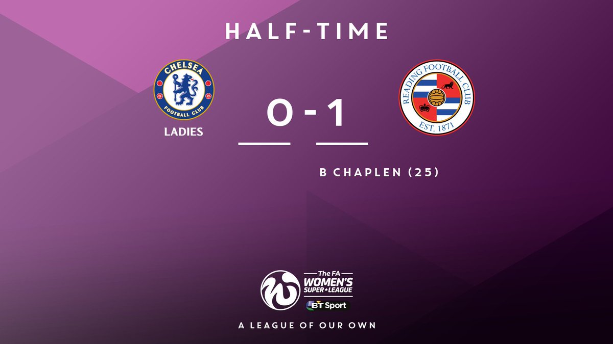 The Fa Wsl On Twitter Coolly Done By Brooklyn7 Chelsealfc 0