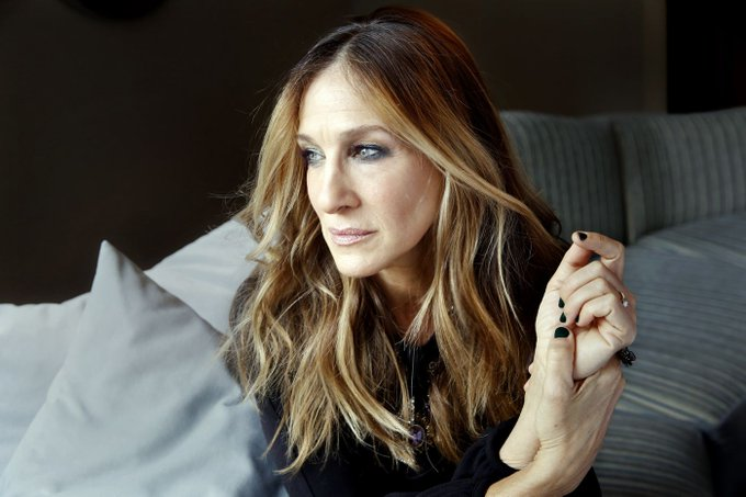Happy 53rd to \Sex in the City\ sassy beauty Sarah Jessica Parker, born March 25, 1965