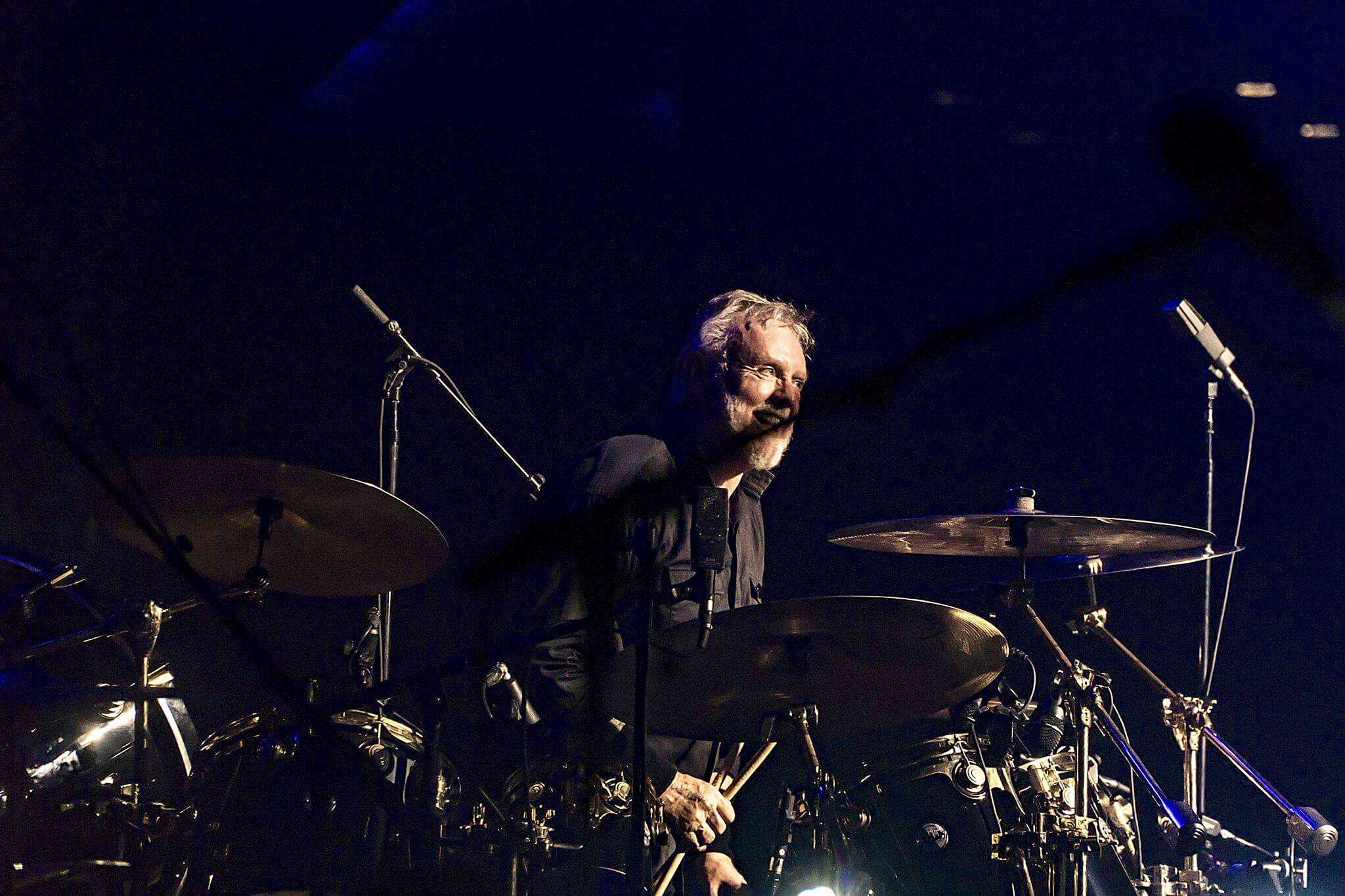 Roger Taylor @OfficialRMT Perth 6/3/18 photo by Rob Golton https://t.co/r3migo2VCU