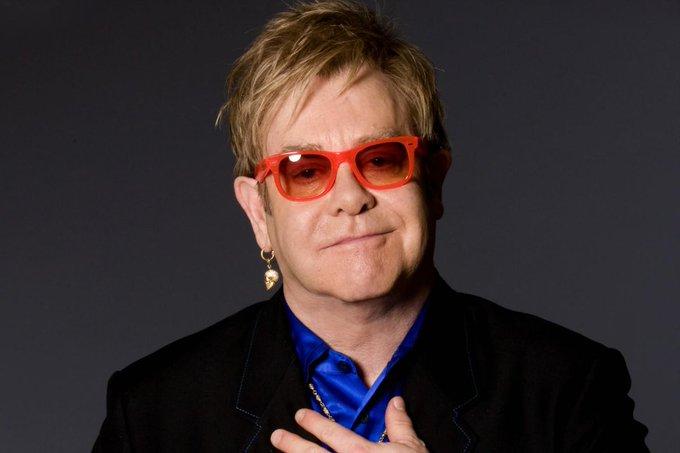 .                                . Happy birthday Sir Elton John.