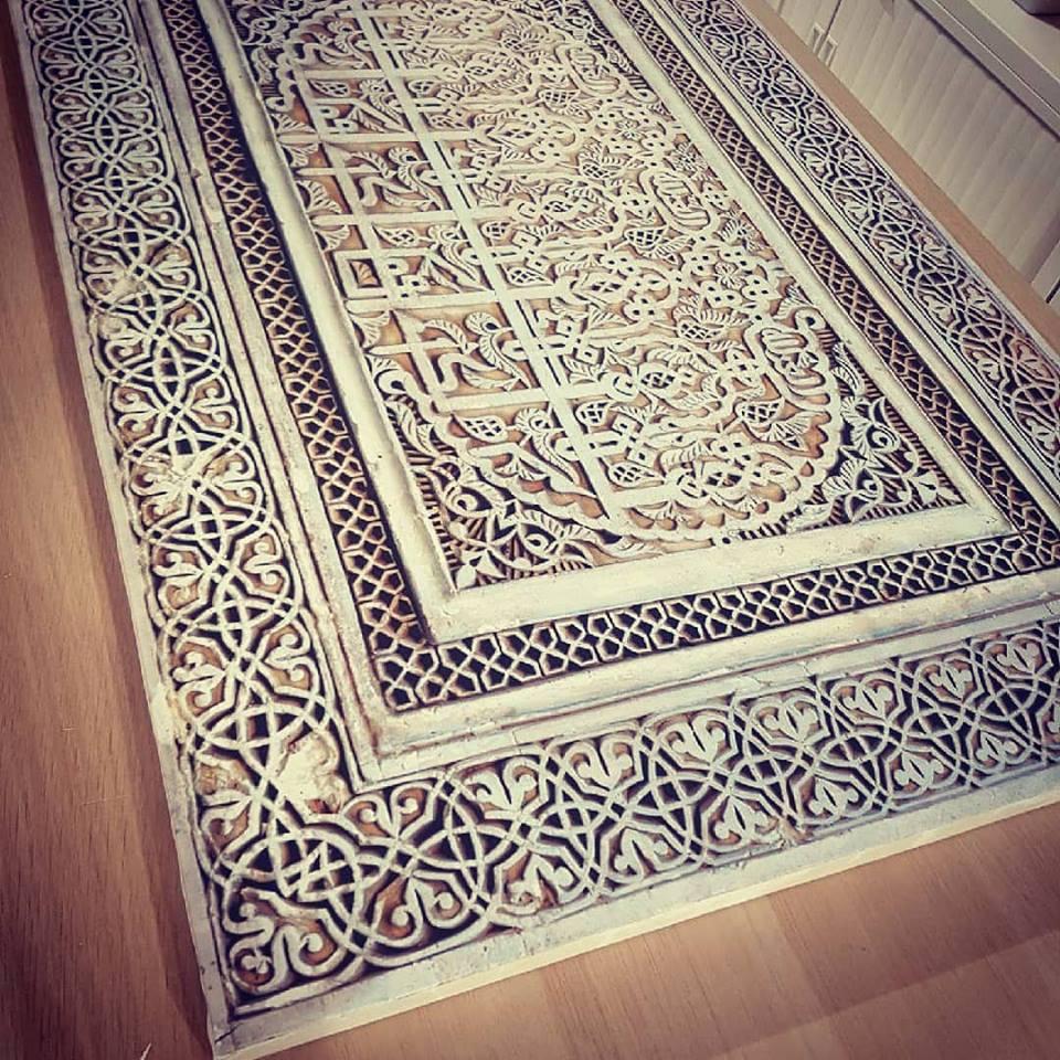tableau oriental design excellent decoration tableau de bord elegant peinture bois avec tableau. Black Bedroom Furniture Sets. Home Design Ideas