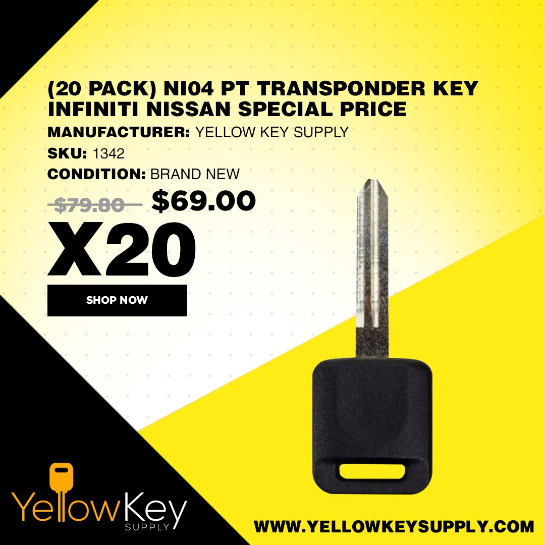 Yellow Key Supply on Twitter: