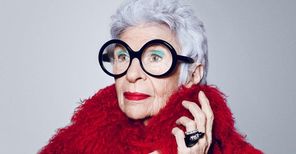 Les Seniors : nouveau défi de l'industrie de la mode ? A lire sur https://wp.me/p3UZFM-3eA @carnetdedamecat #mode #seniors #Babyboomer #millenials #IrisApfel