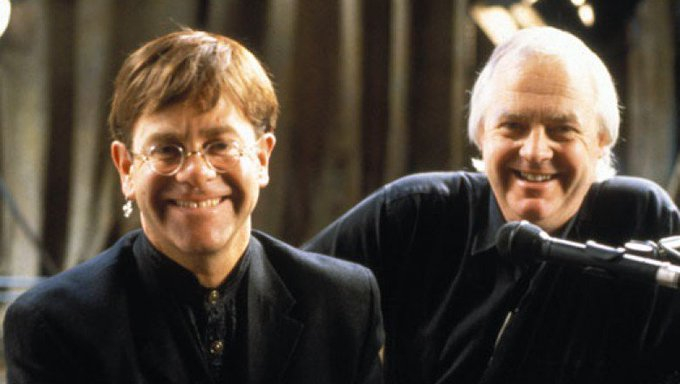 Happy birthday to Disney Legend Sir Elton John!