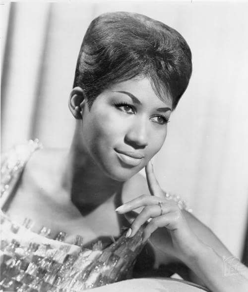 Happy birthday  Aretha Franklin The Queen of Soul""