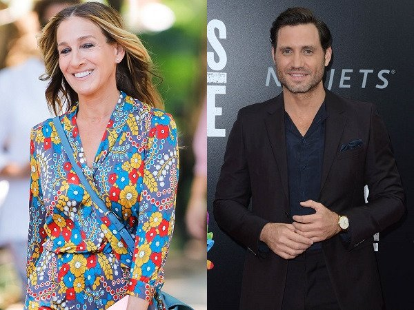 March 25: Happy Birthday Sarah Jessica Parker and Edgar Ramirez