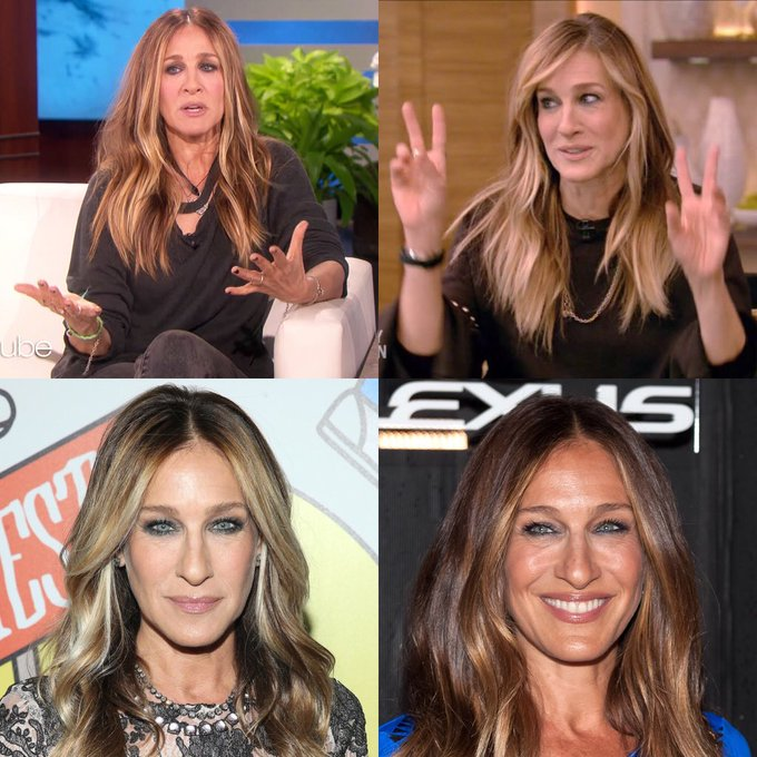Happy 53 birthday to Sarah Jessica Parker . Hope that she has a wonderful birthday.