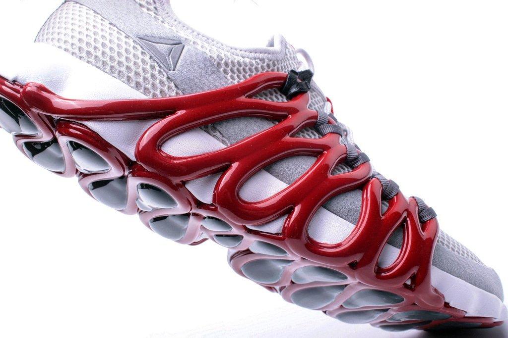 reebok 3d printed shoes