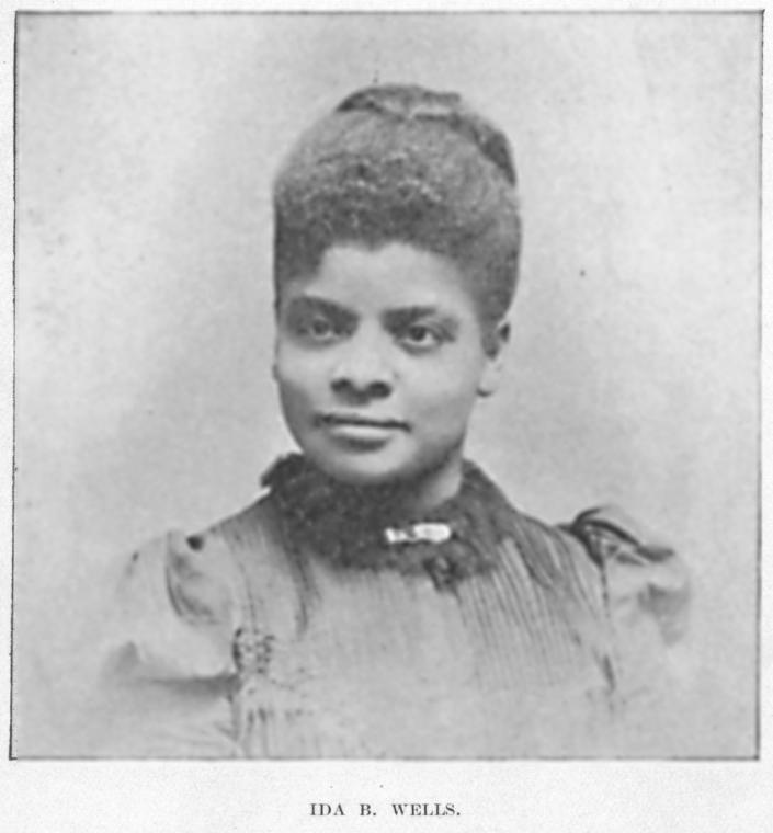 lynching and women ida b wells essay Ida b wells was also involved in women's rights activism, specifically focusing on african american women  ida b wells and anti-lynching activism.