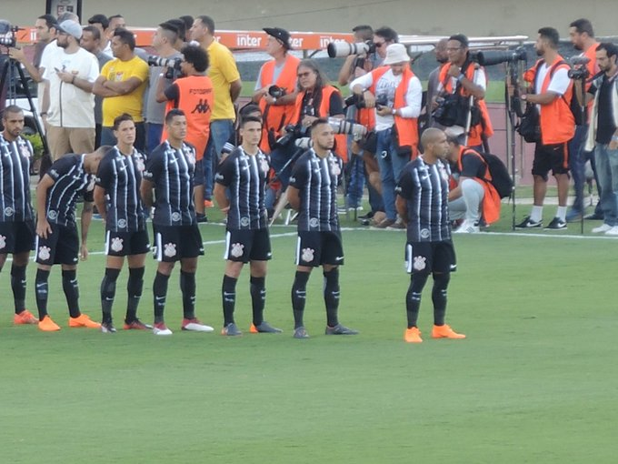 São Paulo x Corinthians - Campeonato Paulista 2018-2018 - globoesporte.com 2775059a40134