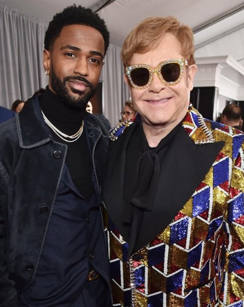 Happy Birthday, Sir Elton John and