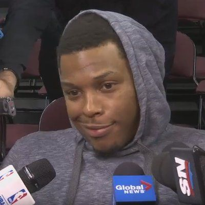 Happy Birthday to Kyle Lowry, the cutest man alive, also he is a very good basketball player