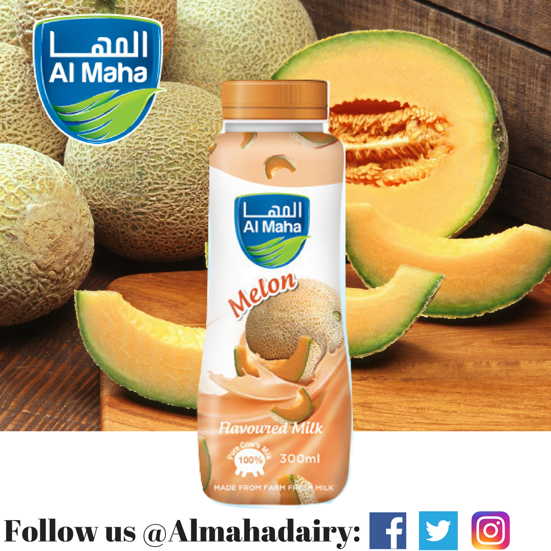 Almaha Dairy On Twitter Melon Flavour For Melon Fruit Lover Fruit Juice Doha Qatar When cantaloupe is in season, try this light and refreshing recipe for cantaloupe milk shake. melon flavour for melon fruit lover