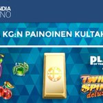 Image for the Tweet beginning: ⭐ Finlandia Casino ja kultaharkon