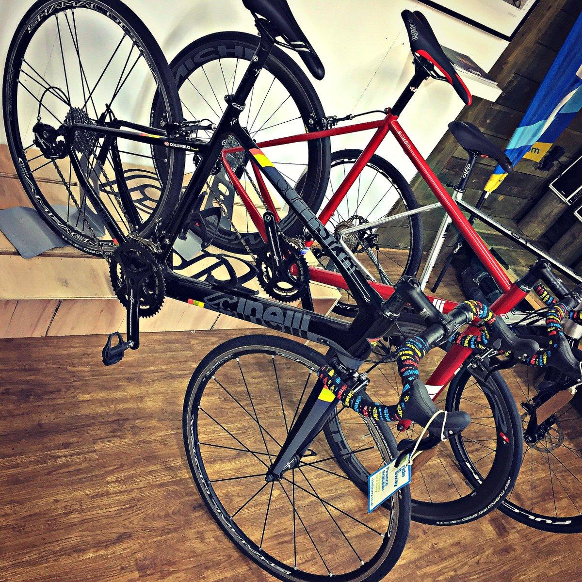 BikeWorks - Twitter Search