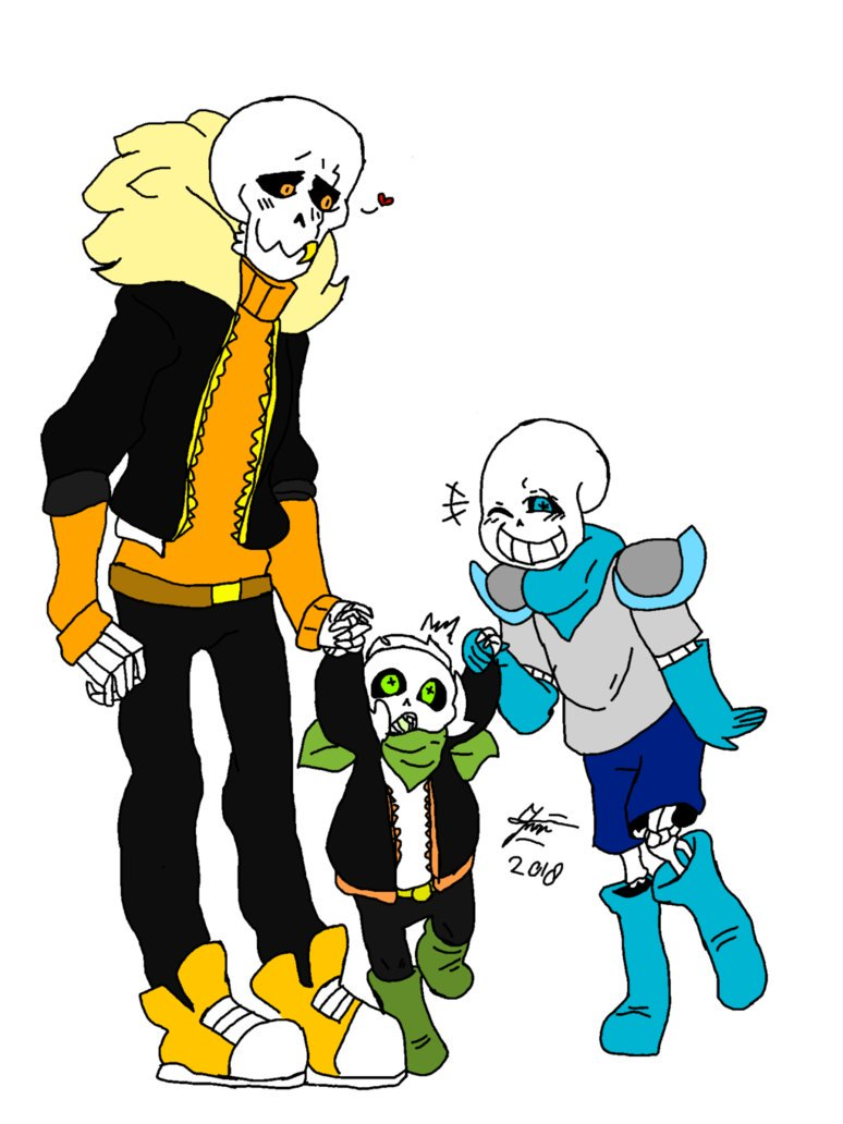 clover on twitter swapfell papyrus x underswap sans rt