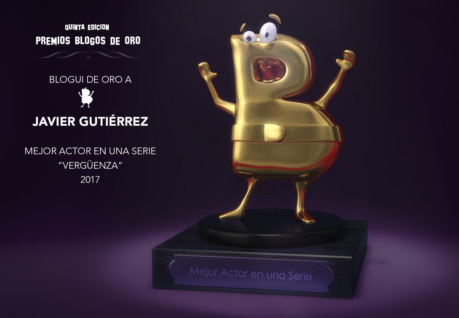 Javier Gutiérrez Blogos de Oro