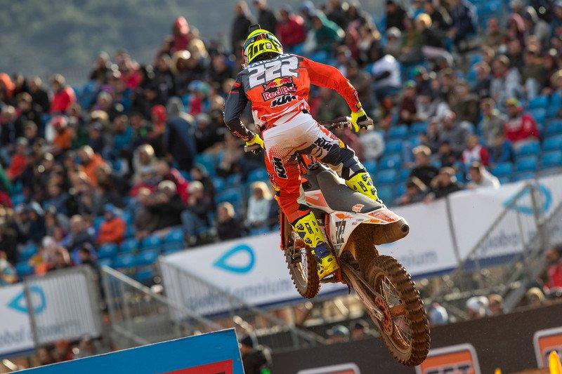 Tony Cairoli 222 KTM Factory - MXGP VALENCIA 2018