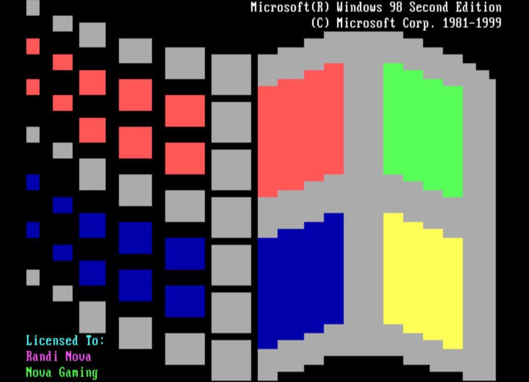 Windows 98 full