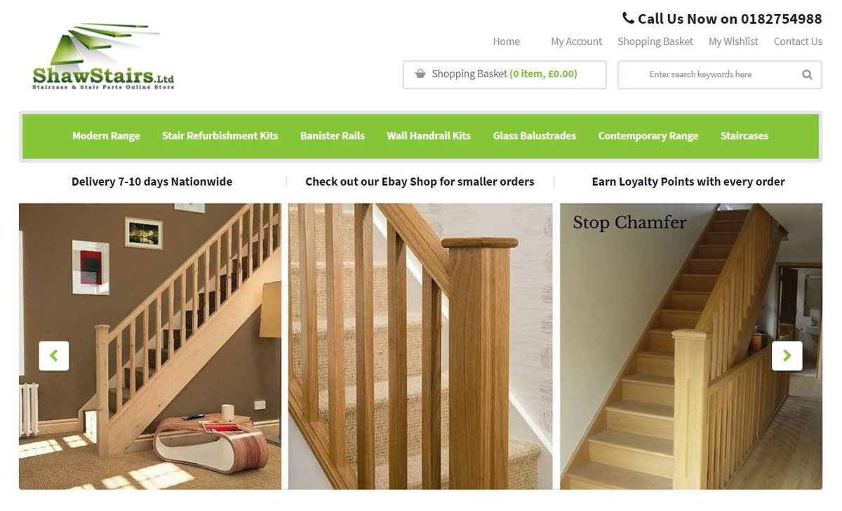 ... Purchase Your Stair Parts Now! Http://www.shawstairs.com #Stairs # Staircase #StairParts #WoodWork #HomeImprovement #InteriorDesign  #WestMidlands #Easter ...