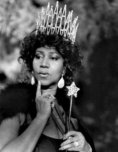 Aretha Franklin turns 76 today. Happy Birthday to a legend!