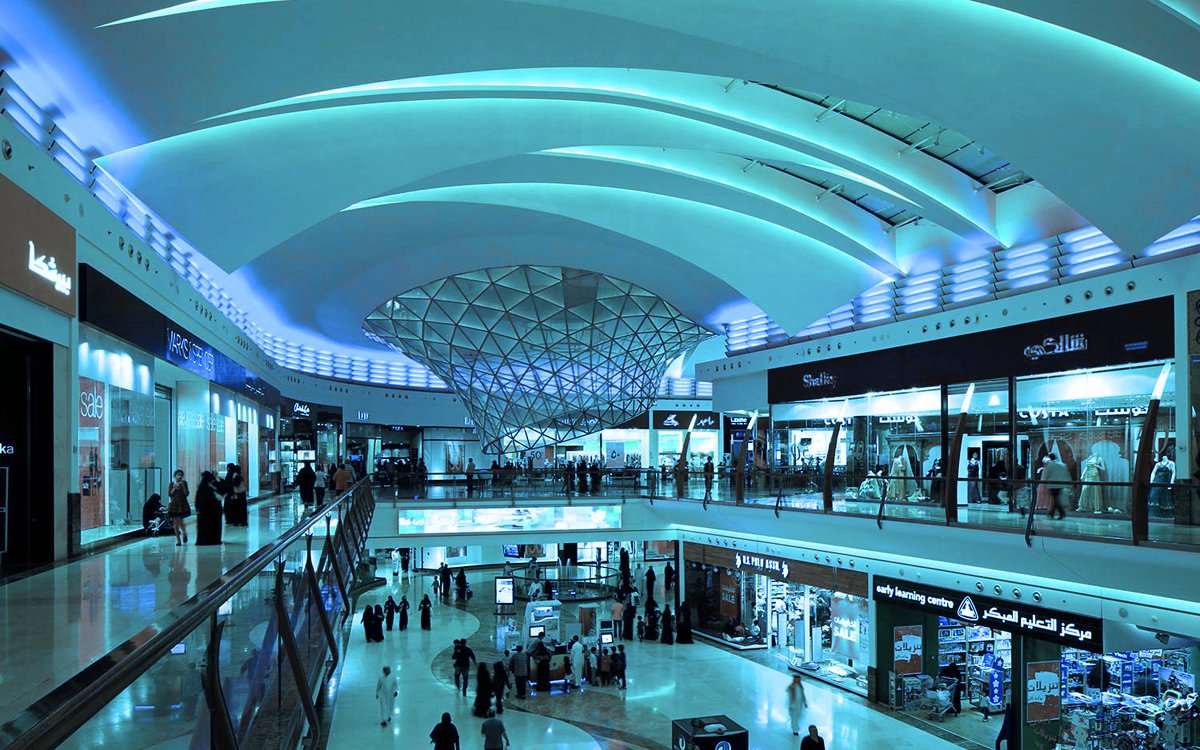 advantages and disadvantages of shopping centres