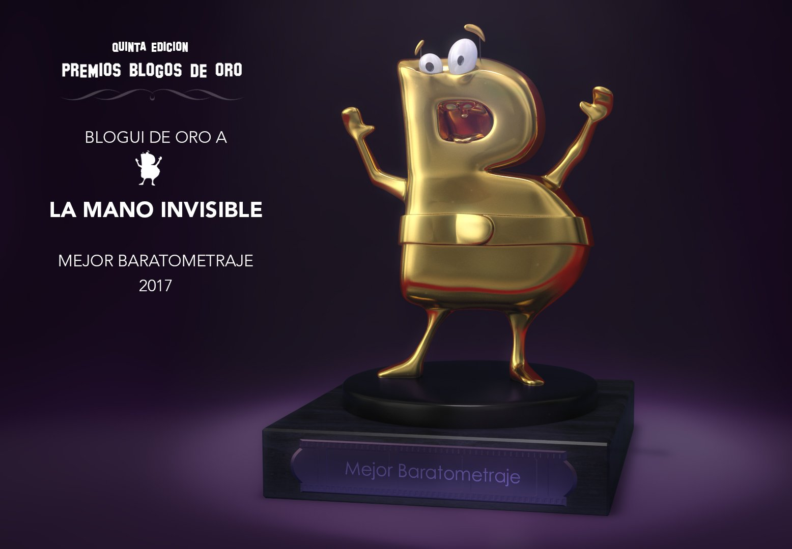 La mano invisible Blogos de Oro