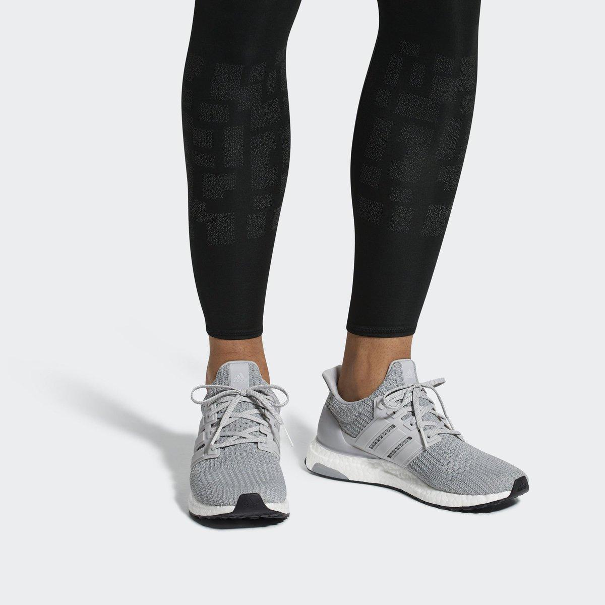 982a668453171 Restocked on  adidas US. adidas Ultra Boost 4.0 Grey Two. —   http   bit.ly 2ITgQfB pic.twitter.com 33VXhyrSDF