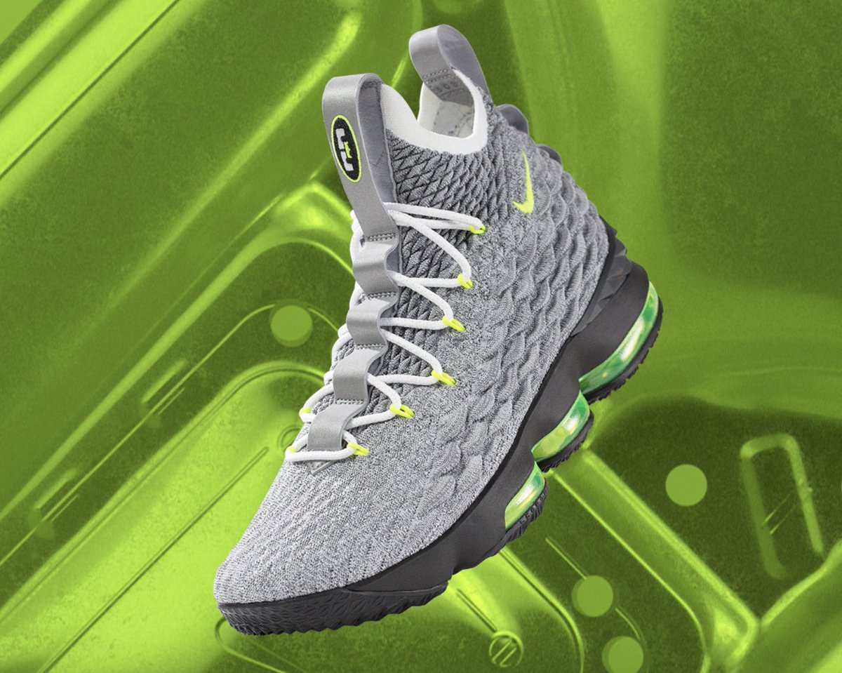 LIVE via Nike Draw Nike LeBron 15 PE