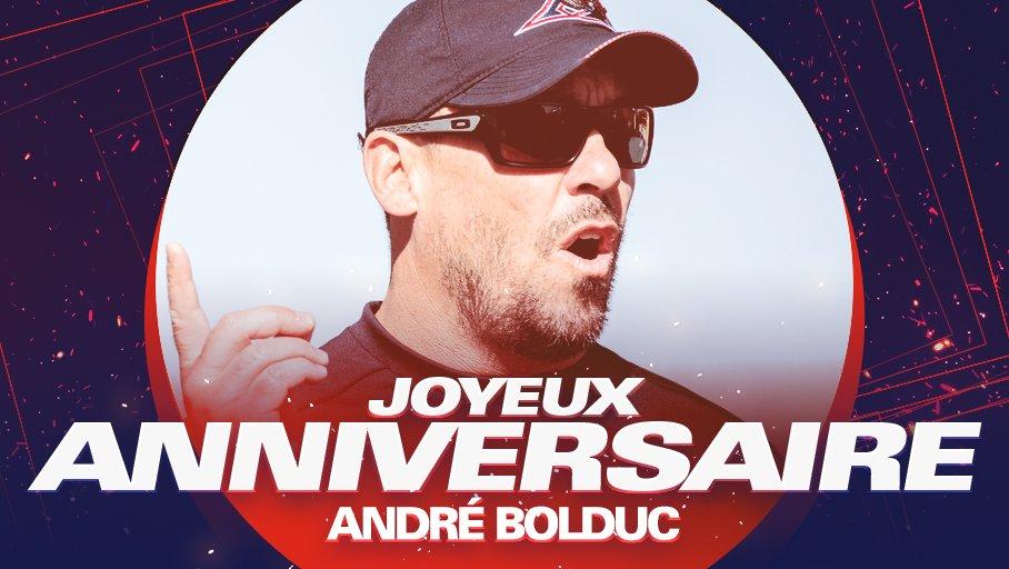 Alouettes De Montreal On Twitter Joyeux Anniversaire Andre Bolduc