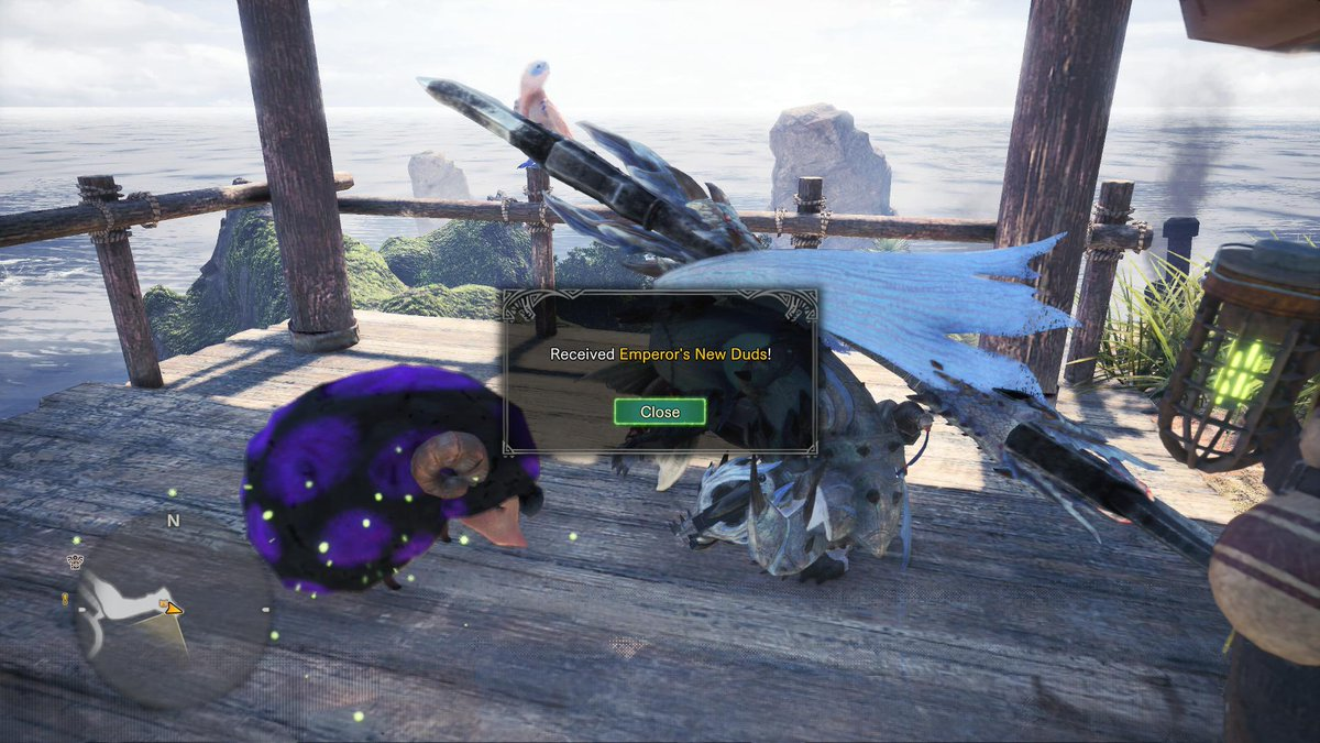 how to get more poogie outfits mhw